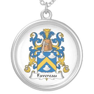 Escudo de la familia de Favereau Joyeria Personalizada