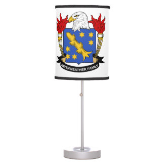 Escudo de la familia de Fayerweather