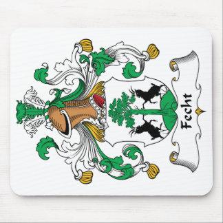 Escudo de la familia de Fecht Tapete De Raton
