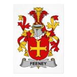 Escudo de la familia de Feeney Comunicados