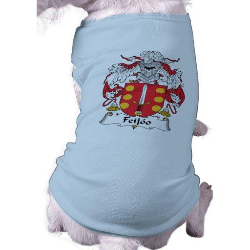 Escudo de la familia de Feijoo Prenda Mascota
