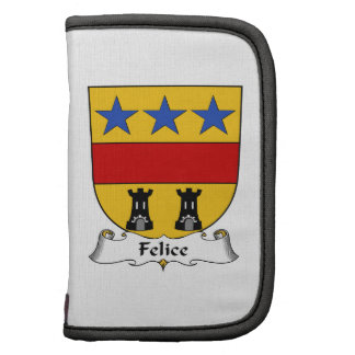 Escudo de la familia de Felice Organizador