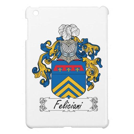 Escudo de la familia de Feliciani