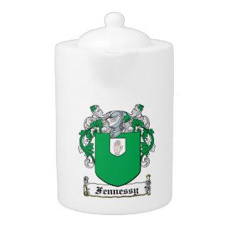 Escudo de la familia de Fennessy