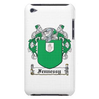 Escudo de la familia de Fennessy Barely There iPod Carcasa