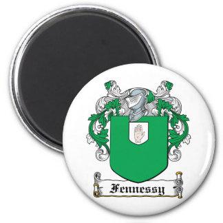 Escudo de la familia de Fennessy Iman De Frigorífico