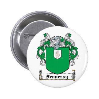 Escudo de la familia de Fennessy Pins
