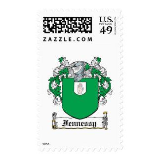 Escudo de la familia de Fennessy Sellos