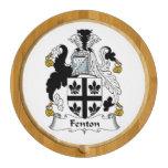 Escudo de la familia de Fenton