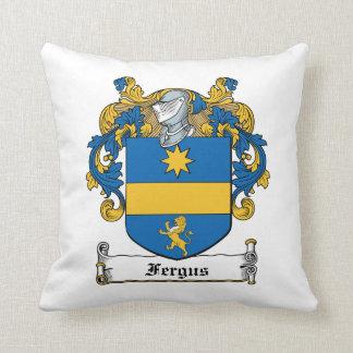 Escudo de la familia de Fergus Cojin