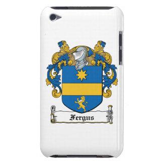 Escudo de la familia de Fergus iPod Touch Case-Mate Fundas