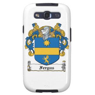 Escudo de la familia de Fergus Samsung Galaxy S3 Carcasas
