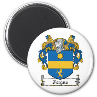Escudo de la familia de Fergus Imán De Frigorífico