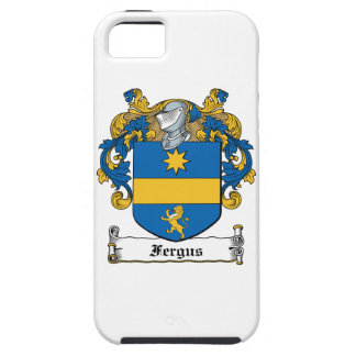 Escudo de la familia de Fergus iPhone 5 Funda