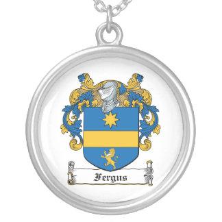 Escudo de la familia de Fergus Pendientes