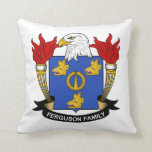 Escudo de la familia de Ferguson Almohada