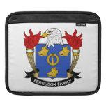 Escudo de la familia de Ferguson Funda Para iPads