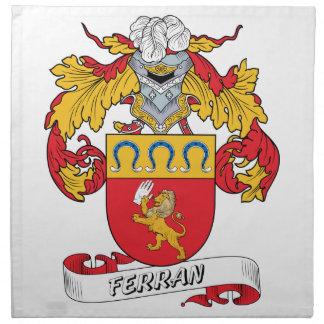 Escudo de la familia de Ferran Servilletas