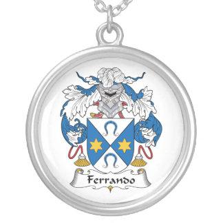 Escudo de la familia de Ferrando Joyerías