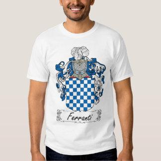 Escudo de la familia de Ferranti Poleras