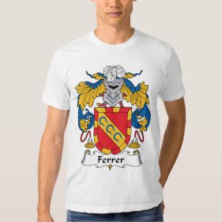 Escudo de la familia de Ferrer Remeras