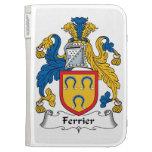 Escudo de la familia de Ferrier