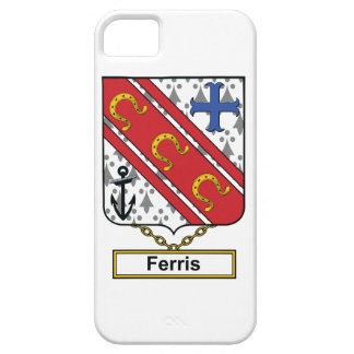 Escudo de la familia de Ferris iPhone 5 Coberturas