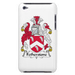 Escudo de la familia de Fetherstone iPod Touch Case-Mate Protector