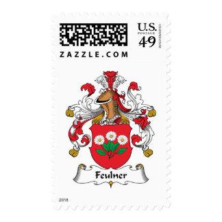 Escudo de la familia de Feulner Envio