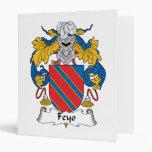 Escudo de la familia de Feyo