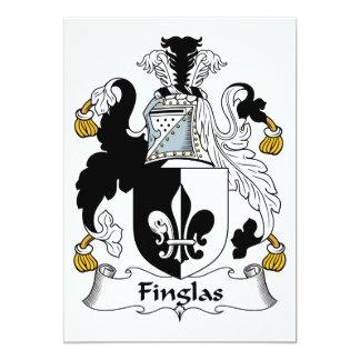 Escudo de la familia de Finglas Comunicados Personales
