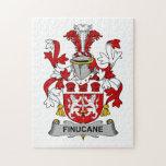 Escudo de la familia de Finucane Puzzle