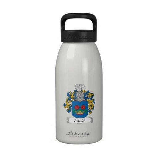 Escudo de la familia de Fiorini Botallas De Agua