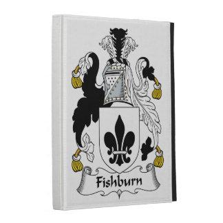 Escudo de la familia de Fishburn