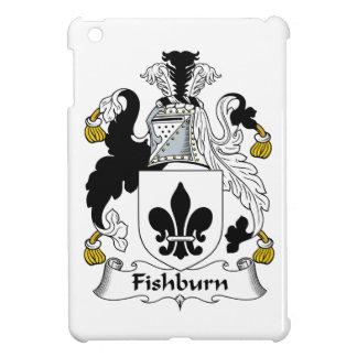 Escudo de la familia de Fishburn iPad Mini Carcasa