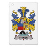 Escudo de la familia de Fisker iPad Mini Fundas