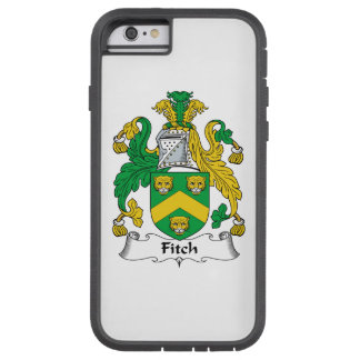 Escudo de la familia de Fitch Funda De iPhone 6 Tough Xtreme
