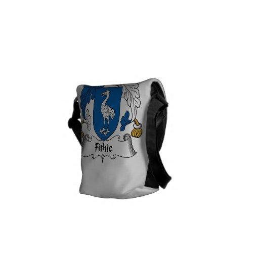 Escudo de la familia de Fithie Bolsas Messenger