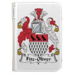 Escudo de la familia de Fitz-Oliverio