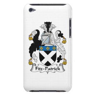 Escudo de la familia de Fitz-Patrick Case-Mate iPod Touch Funda