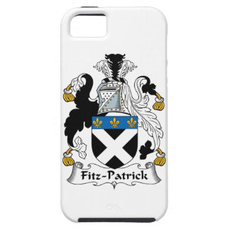 Escudo de la familia de Fitz-Patrick iPhone 5 Funda