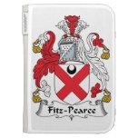 Escudo de la familia de Fitz-Pearce