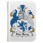 Escudo de la familia de Fitz-Rery