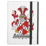 Escudo de la familia de Fitz-Stephens