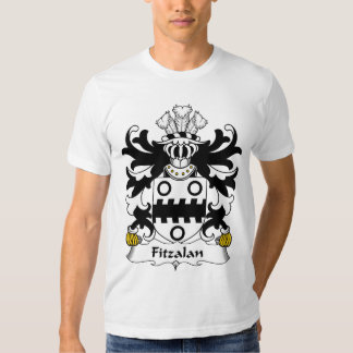 Escudo de la familia de Fitzalan Camisas