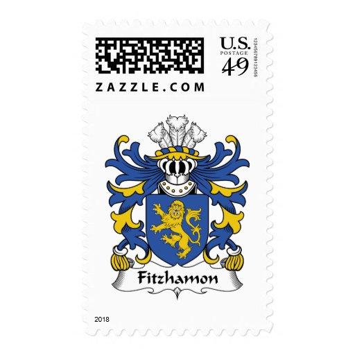 Escudo de la familia de Fitzhamon