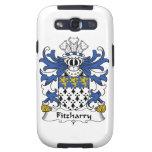 Escudo de la familia de Fitzharry Galaxy SIII Protector
