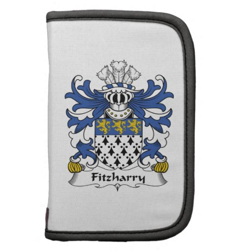 Escudo de la familia de Fitzharry Organizadores