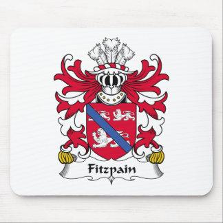 Escudo de la familia de Fitzpain Alfombrilla De Raton