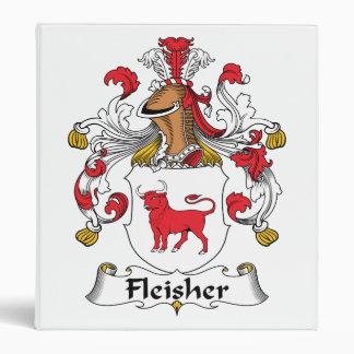 Escudo de la familia de Fleisher